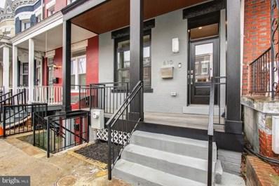 610 Harvard Street NW, Washington, DC 20001 - MLS#: 1000127086
