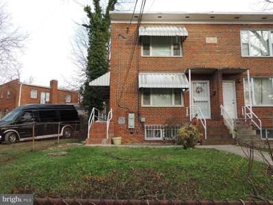 3818 Halley Terrace SE UNIT 2, Washington, DC 20032 - MLS#: 1000127144