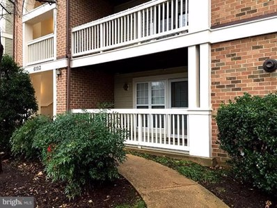 6103 Wigmore Lane UNIT D, Alexandria, VA 22315 - MLS#: 1000127401