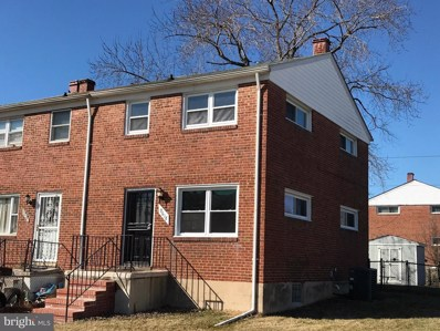 9618 Conmar Road, Baltimore, MD 21220 - MLS#: 1000129580