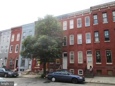 1832 McCulloh Street, Baltimore, MD 21217 - MLS#: 1000131188
