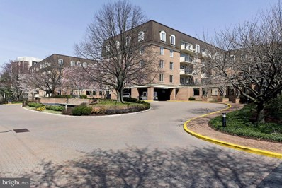 8101 Connecticut Avenue UNIT N-604, Chevy Chase, MD 20815 - MLS#: 1000131288