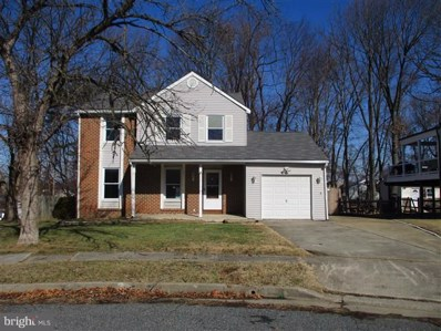 8 Red Bud Court, Baltimore, MD 21221 - MLS#: 1000131678