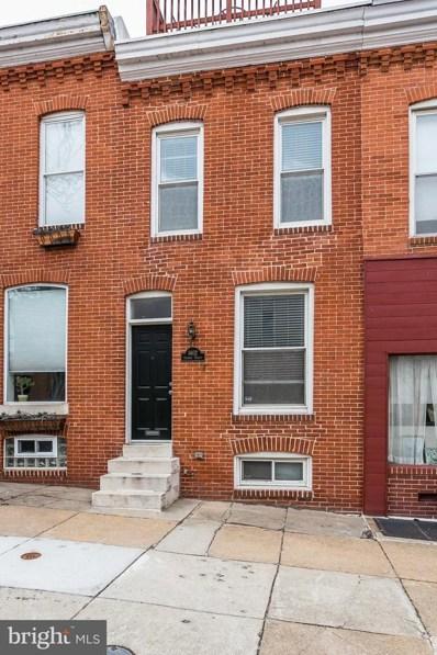 1402 Jackson Street, Baltimore, MD 21230 - MLS#: 1000132112