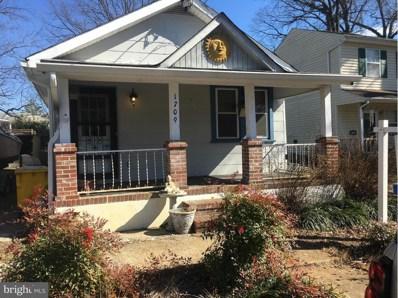 1709 Millstone Drive, Edgewater, MD 21037 - MLS#: 1000132175