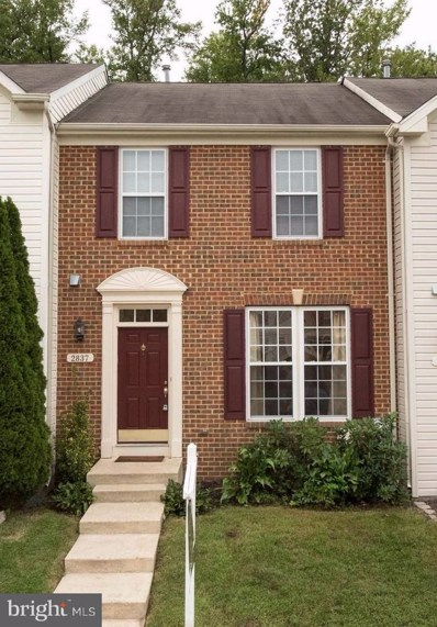 2837 Settlers View Drive, Odenton, MD 21113 - MLS#: 1000132431