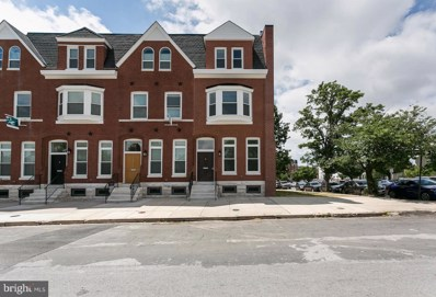 323 20TH Street, Baltimore, MD 21218 - MLS#: 1000132590