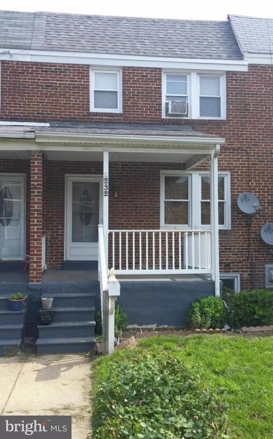 232 Meadow Road W, Baltimore, MD 21225 - MLS#: 1000132695