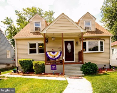 707 Cresswell Road, Baltimore, MD 21225 - MLS#: 1000132747