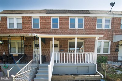 234 Edgevale Road W, Baltimore, MD 21225 - MLS#: 1000133313