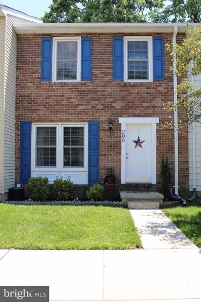 208 Michele Circle, Millersville, MD 21108 - MLS#: 1000133393