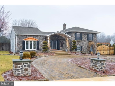 302 S New Ardmore Avenue, Broomall, PA 19008 - MLS#: 1000133558