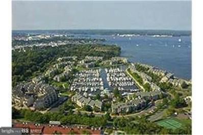 7034 Harbour Village T2 Court UNIT T2, Annapolis, MD 21403 - MLS#: 1000134059