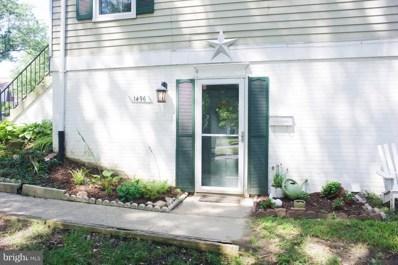 1496 Vineyard Court UNIT 102XC, Crofton, MD 21114 - MLS#: 1000134791