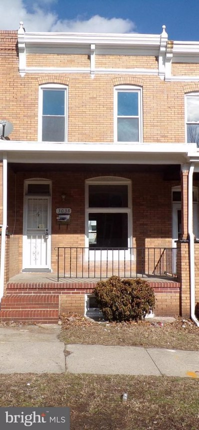 3038 Chesterfield Avenue, Baltimore, MD 21213 - MLS#: 1000135022