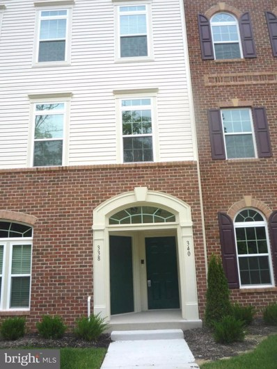 340 Chessington Drive, Odenton, MD 21113 - MLS#: 1000136147