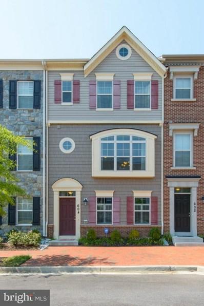 604 Cherry Grove Avenue S, Annapolis, MD 21401 - MLS#: 1000136539