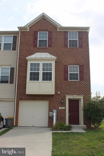703 Raven Green, Glen Burnie, MD 21060 - MLS#: 1000136549