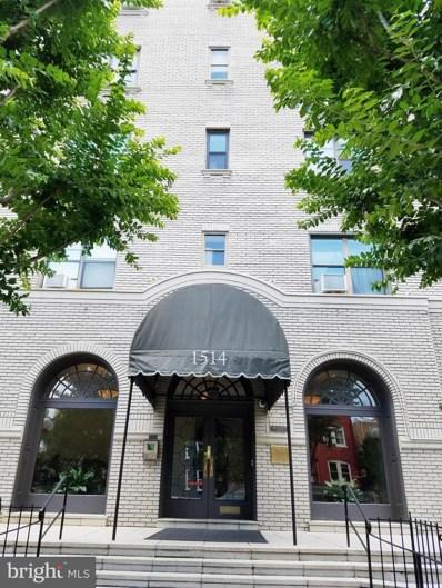 1514 17TH Street NW UNIT B-10, Washington, DC 20036 - MLS#: 1000136630