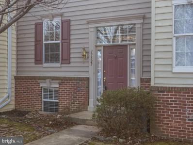 17527 Bristol Terrace, Round Hill, VA 20141 - MLS#: 1000136768