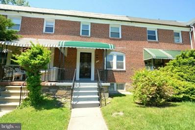 3206 Leighton Avenue, Baltimore, MD 21215 - MLS#: 1000136920