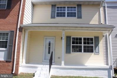270 Rebecca Ann Court, Millersville, MD 21108 - MLS#: 1000137193
