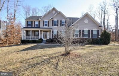 10007 Willow Ridge Way, Spotsylvania, VA 22553 - MLS#: 1000137296