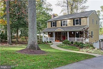 654 Shore Acres Road, Arnold, MD 21012 - MLS#: 1000137441