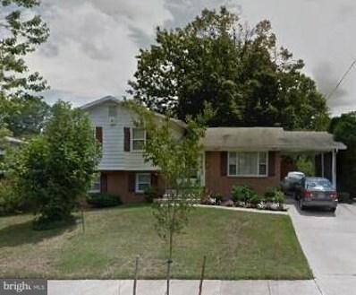 8919 91ST Place, Lanham, MD 20706 - MLS#: 1000137464