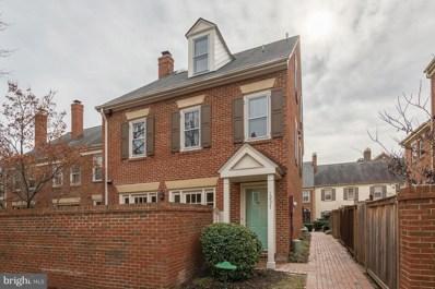 1237 Portner Road, Alexandria, VA 22314 - MLS#: 1000137818