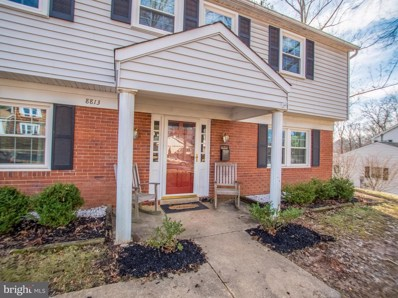 8813 Churchfield Lane, Laurel, MD 20708 - MLS#: 1000138084