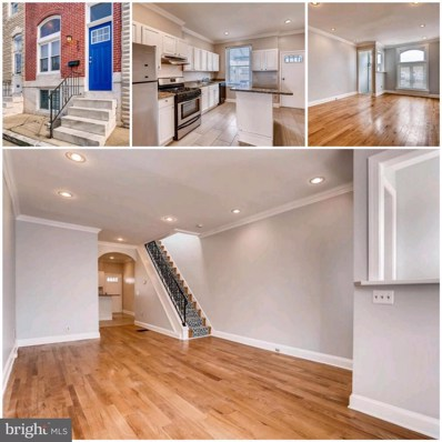 237 Bouldin Street S, Baltimore, MD 21224 - MLS#: 1000138096