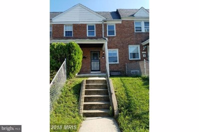 3903 Colborne Road, Baltimore, MD 21229 - MLS#: 1000140352