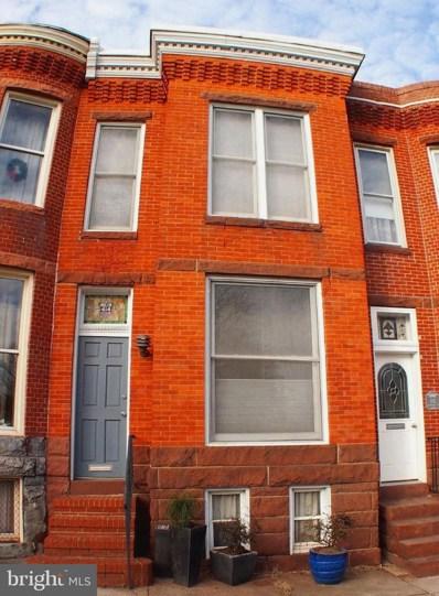 414 Randall Street, Baltimore, MD 21230 - MLS#: 1000140524