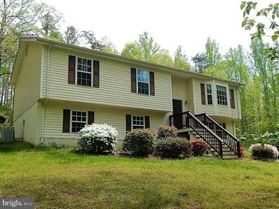 8450 Curling Creek Lane, Rixeyville, VA 22737 - MLS#: 1000140569