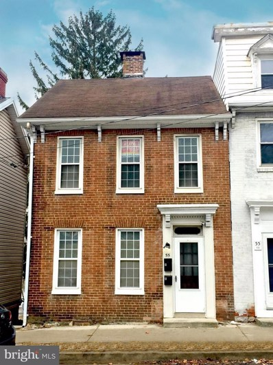 55 Liberty Street, Westminster, MD 21157 - MLS#: 1000140604