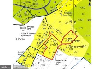 Ponderosa Court, Jeffersonton, VA 22724 - MLS#: 1000140739