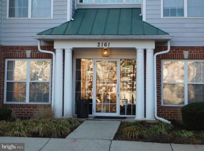 2161 Scotts Crossing Court UNIT 2, Annapolis, MD 21401 - MLS#: 1000140948