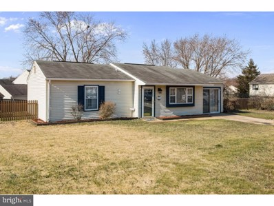 451 S Hyde Place, Bear, DE 19701 - MLS#: 1000141352