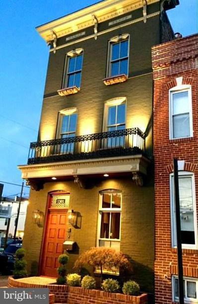 1301 Hull Street, Baltimore, MD 21230 - MLS#: 1000141446