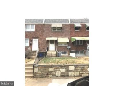 8012 Moro Street, Philadelphia, PA 19136 - MLS#: 1000141760