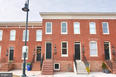 1106 McDonogh Street, Baltimore, MD 21213 - MLS#: 1000142730