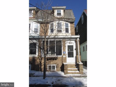 444 Grand Street, Trenton, NJ 08611 - MLS#: 1000142790
