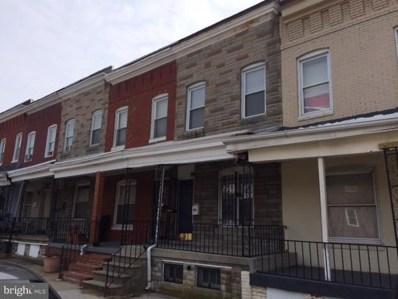 2809 Preston Street E, Baltimore, MD 21213 - MLS#: 1000142894