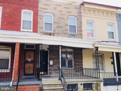 2805 Preston Street E, Baltimore, MD 21213 - MLS#: 1000143034