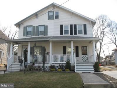 30 10TH Avenue, Haddon Heights, NJ 08035 - MLS#: 1000143750