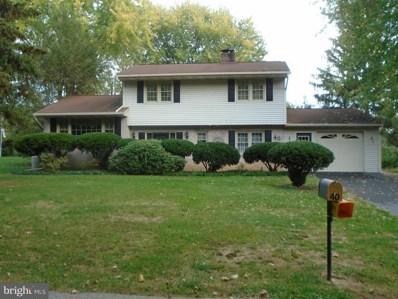 40 Field Circle, Chambersburg, PA 17202 - MLS#: 1000144057