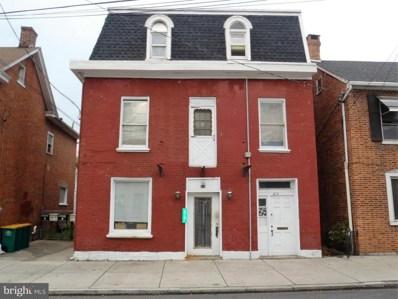 319 Main Street S, Chambersburg, PA 17201 - MLS#: 1000144223