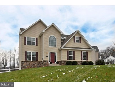 1012 Victor Drive, East Greenville, PA 18041 - MLS#: 1000144774
