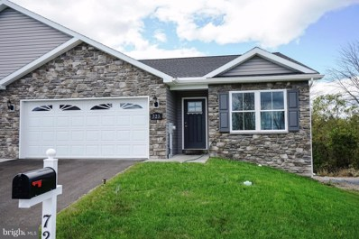 723 Shook Court W, Greencastle, PA 17225 - MLS#: 1000144859